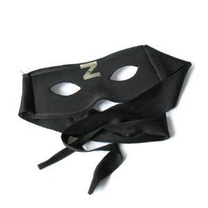 Will Scribe Zorro Mask