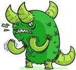 Will Scribe Green Eyed Monster