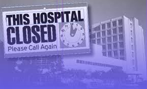 Will Scribe Hospital Closed
