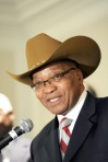 Will Scribe Zuma Cowboy Hat