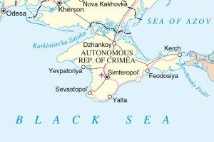 Will Scribe Crimea