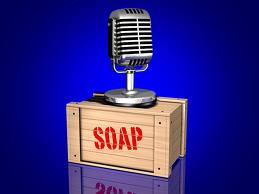 Will Scribe Soap Box