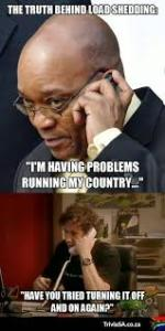 Will Scribe Load Shedding 1