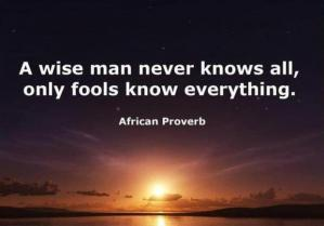 Will Scribe Man Knows Everything