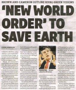 Will Scribe New World Order 01