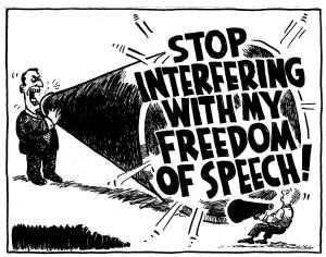 Will Scribe Freedom of Speech 02
